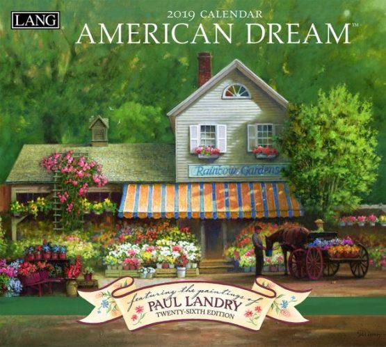 American Dream 2019 Lang Kalender