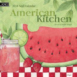 American Kitchen 2018 Lang Kalender