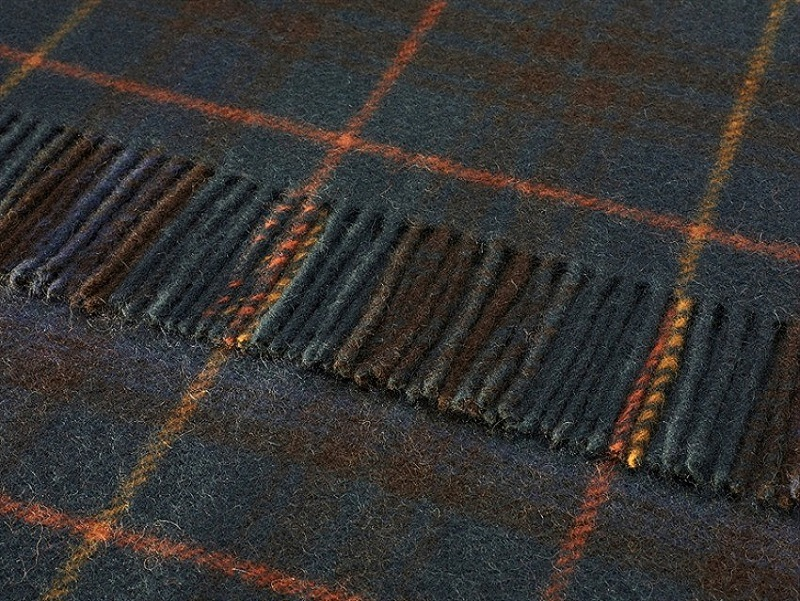 Antique Hunting Stewart Bronte Plaid