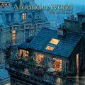 Around The World 2019 Lang Kalender