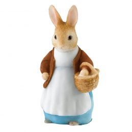 Beatrix Potter Mrs Rabbit with Basket