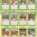 Bountiful Blessings 2019 Lang Kalender_2