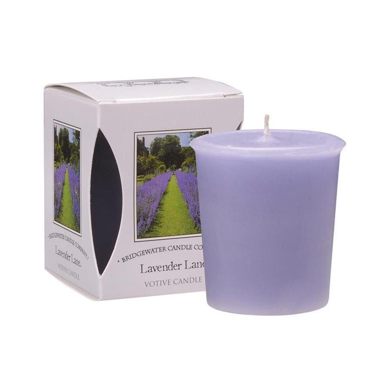 Bridgewater Lavender Lane Votive