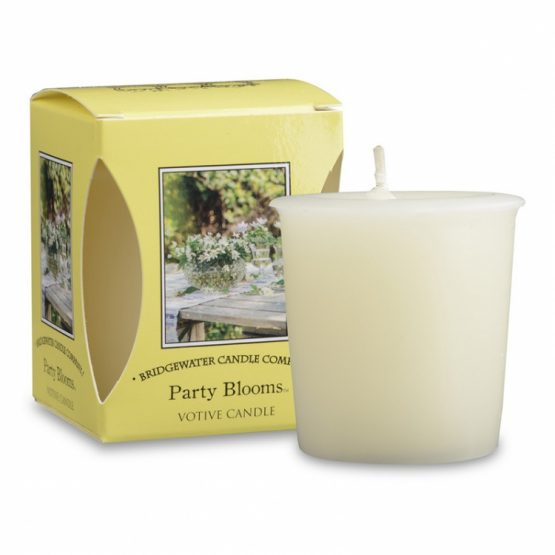 Party Blooms Votive candle Bridgewater