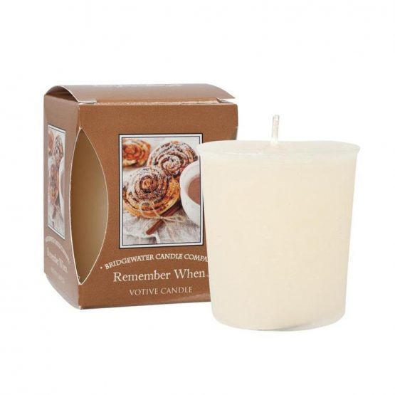 Bridgewater Remember When Votive Candle