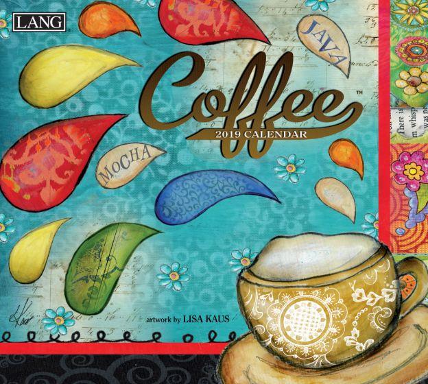 Coffee 2019 Lang Kalender