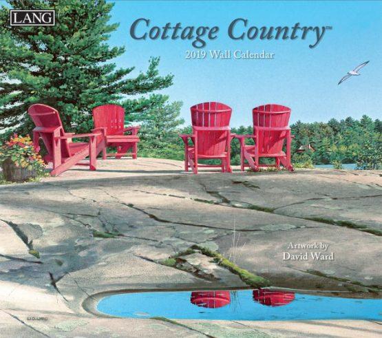 Cottage Country 2019 Lang Kalender