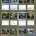 Country Churches 2019 Lang Kalender_2