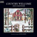 Country Welcome 2019 Lang Kalender