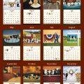 Cows Cows Cows 2019 Lang Kalender_2