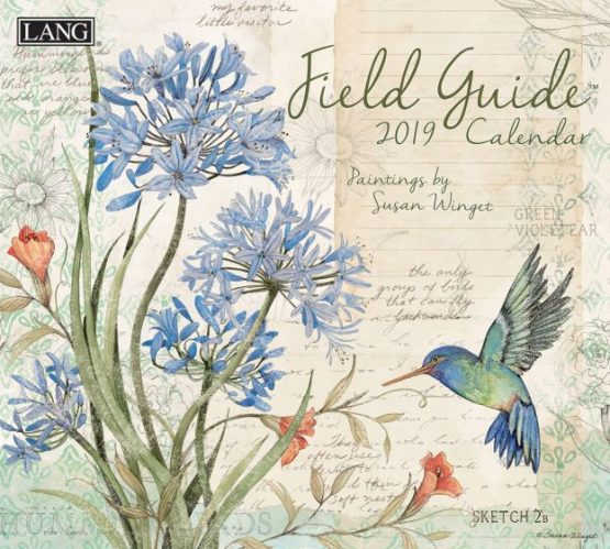 Field Guide 2019 Lang Kalender