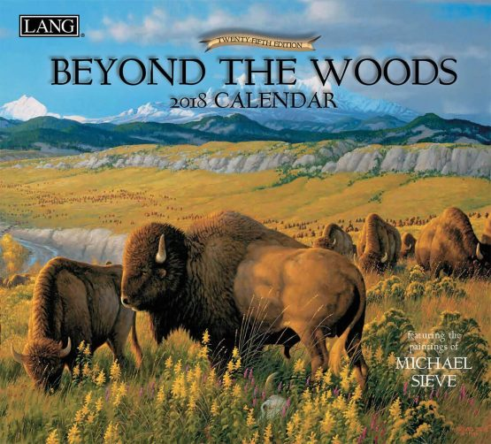 Beyond the Woods 2018 Lang Kalender