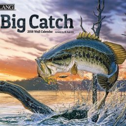 Big Catch 2018 Lang Kalender Royalshop.nl
