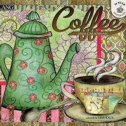 Coffee 2018 Lang Kalender Royalshop.nl