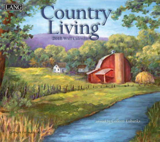 Country Living 2018 Lang Kalender Royalshop.nl