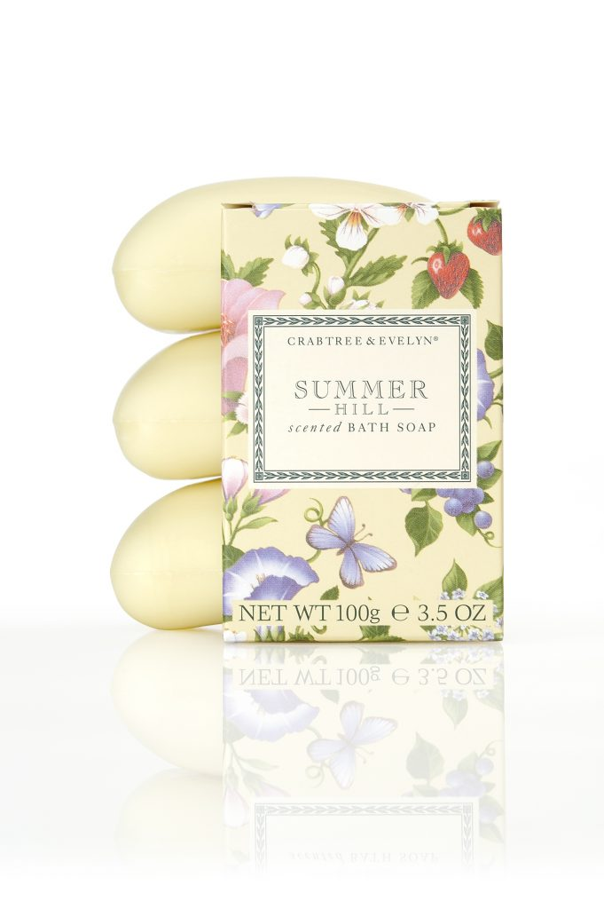 Crabtree and Evelyn Milled Soap