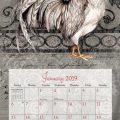 Proud-Rooster-2019-Lang-Kalender-2