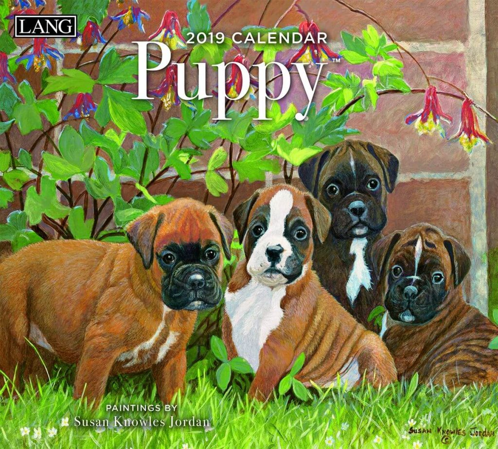 Puppy-2019-Lang-Kalender