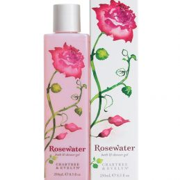 Crabtree and Evelyn Rosewater Bath and Shower Gel