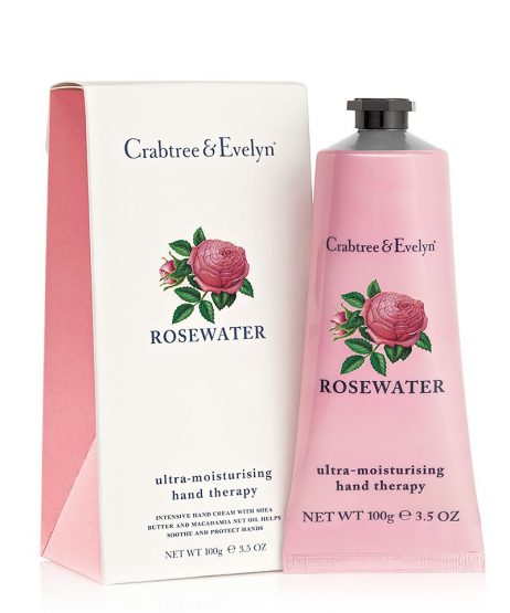 Crabtree and Evelyn Rosewater Hand Therapy Cream