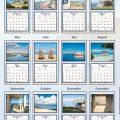 Seaside 2019 Lang Kalender_2