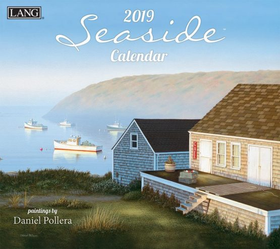 Seaside 2019 Lang Kalender