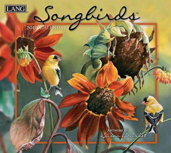 Songbirds 2019 Lang Kalender