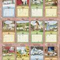 The Lord Is My Shepherd 2019 Lang Kalender_2