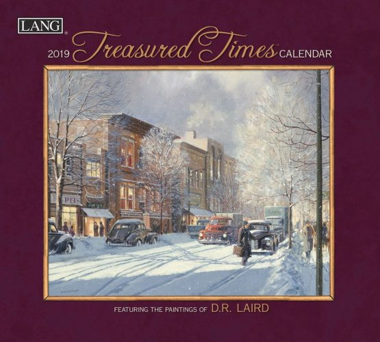 Treasured Times 2019 Lang Kalender