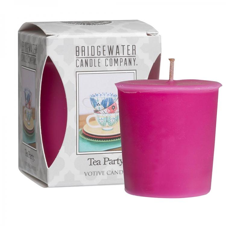 Bridgewater Tea Party Geurkaarsje