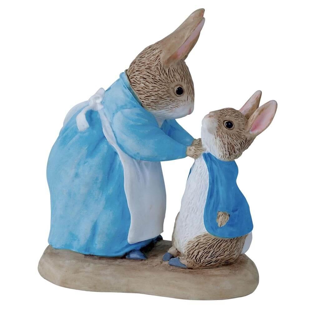 Beatrix Potter Mrs Rabbit en Peter Rabbit 271780