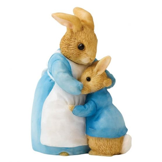 Beatrix Potter Mrs Rabbit en Peter Rabbit A26909