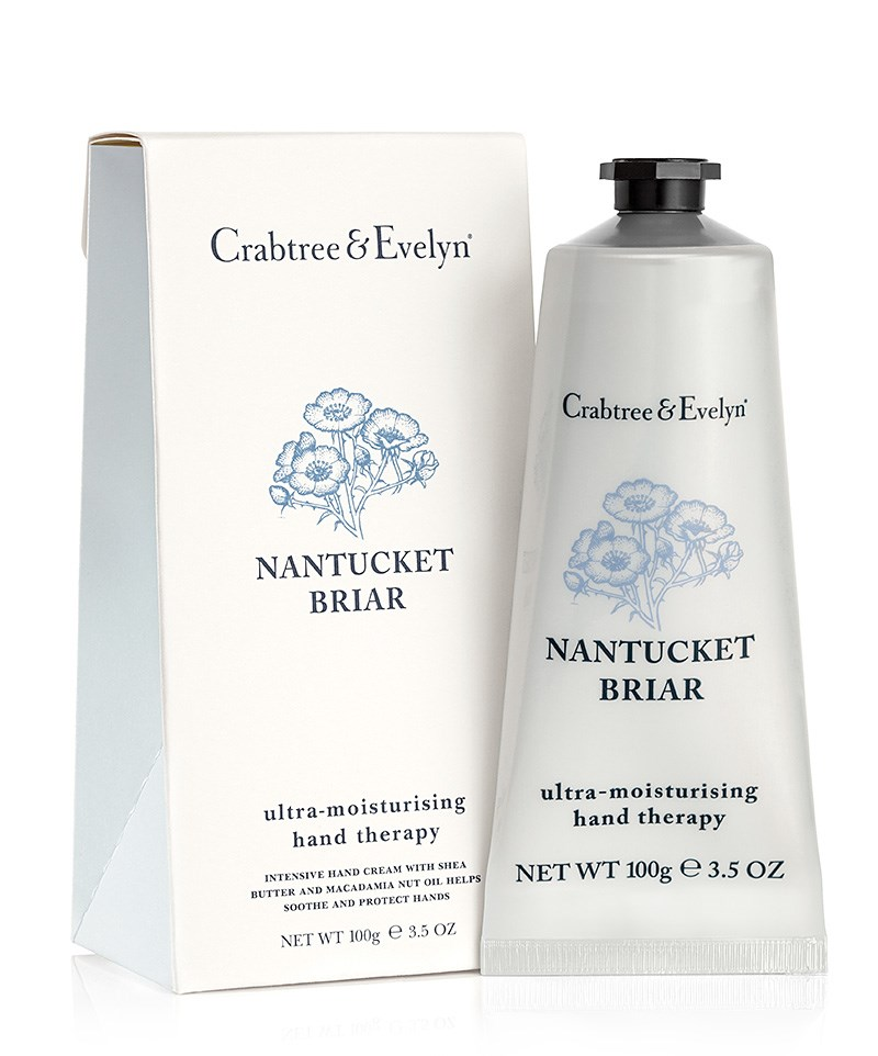 crabtree and evelyn nantucket briar hand therapy cream. Black Bedroom Furniture Sets. Home Design Ideas