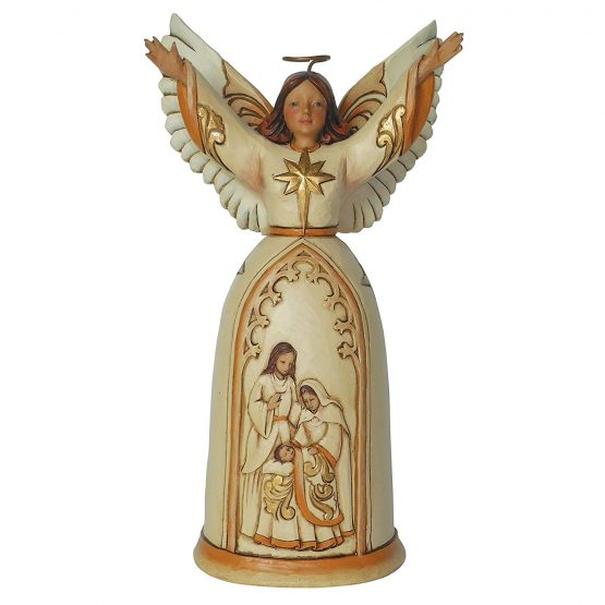 Jim Shore Nativity Gold Angel 4044105