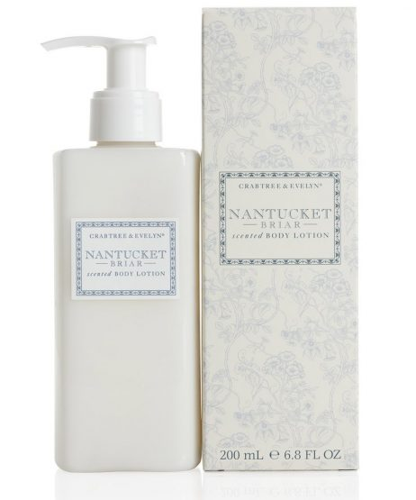 Crabtree and Evelyn Nantucket Briar Body Lotion
