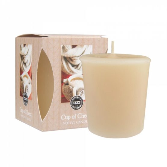 Bridgewater Cup of Cheer Votive Geurkaarsje