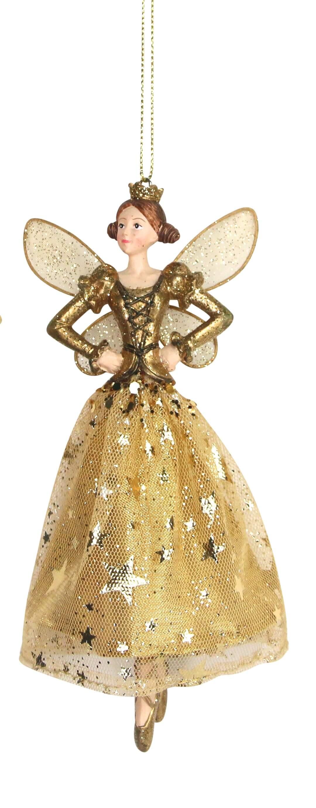 Seven Swans Angel Ornament 13499_2