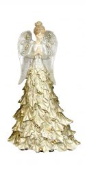 Partridge Gold Angel 32806 Gisela Graham