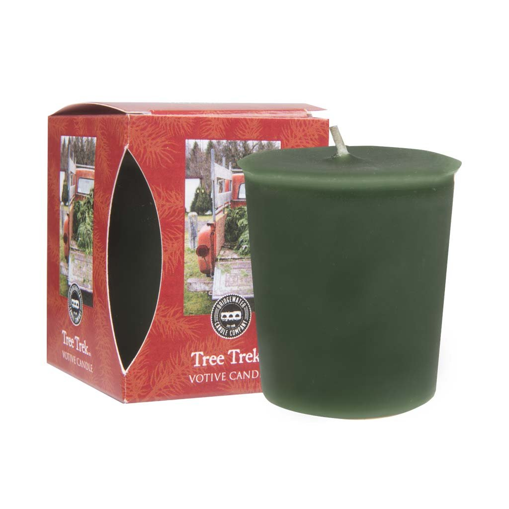 Tree Trek Bridgewater Votive Candle Tree Trek BW053158S