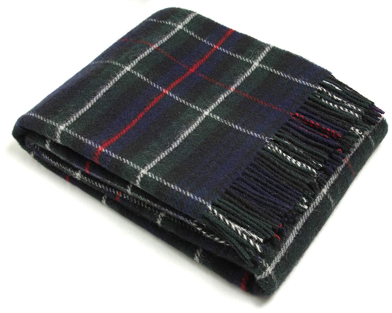 McKenzie Plaid Pure Wool Bronte