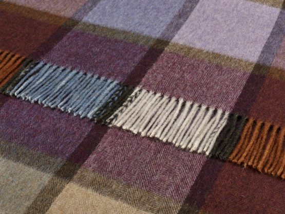 Pateley Damson Plaid by Bronte