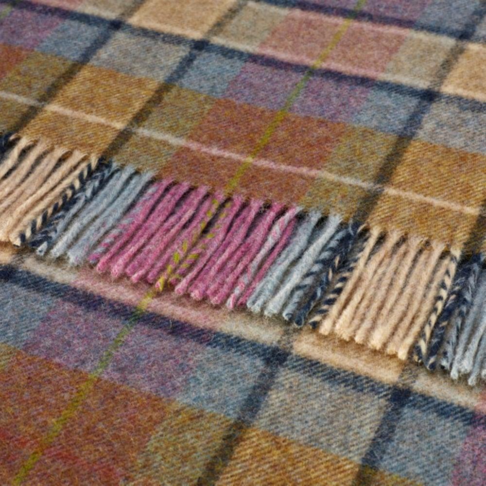 Gargrave Shetland Wool Plaid
