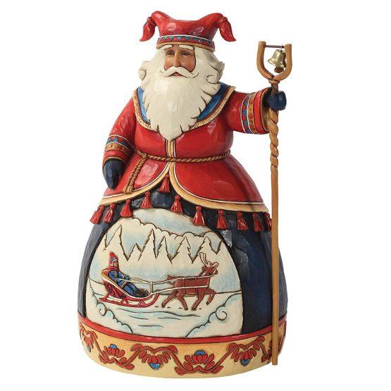 Dashing to A Merry Celebration Santa 4025842