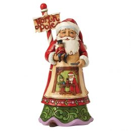 Workshop Wonders Santa Northpole 4053707