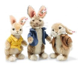 Steiff Peter Rabbit Set (3) Royalshop.nl
